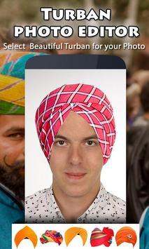 Turban Photo Editor apk screenshot