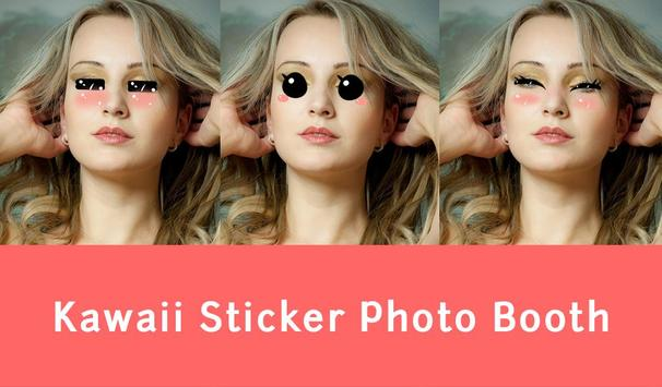 Kawaii Sticker Photo Booth apk screenshot
