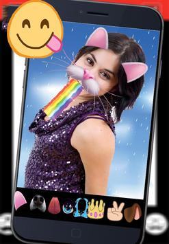 Snap Stickers filters Photos poster