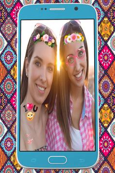 Snap Face filters and stickers apk screenshot