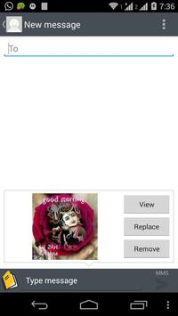 Sticko SMS - Theme Messaging apk screenshot