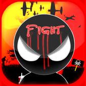 Stickman Fight Warriors Games icon