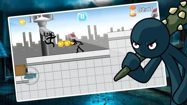Stickman Fight Warriors Games screenshot 3