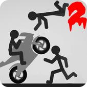 Stickman Destruction 2 Annihilation icon