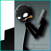 Stickman Shooting Board No.2 icon