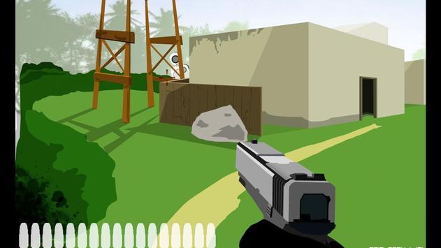 Stickman Shooting Board No.2 screenshot 1