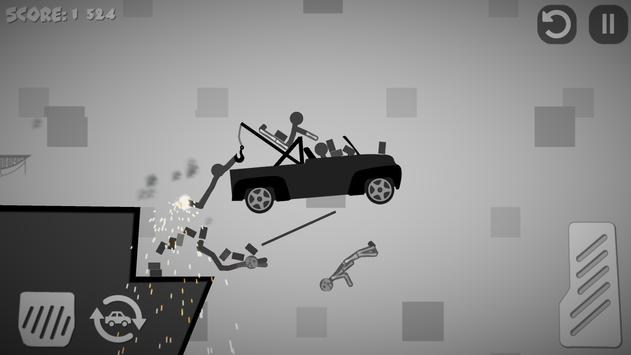 Stickman Destruction 4 Annihilation screenshot 4