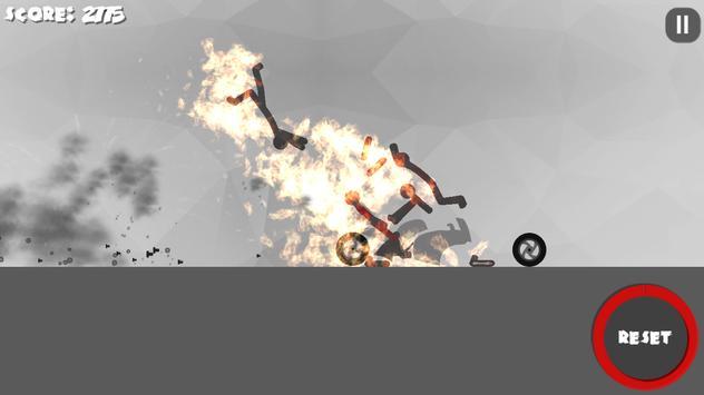 Stickman Destruction 3 Heroes🏁 screenshot 3
