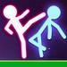 Stickman Fighting Games Lightsaber Battle War