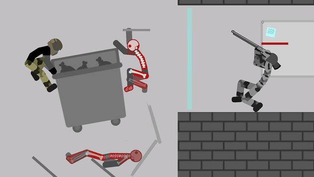 Stickman Backflip Killer 5 plakat