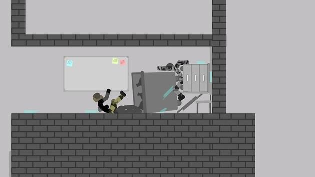 Stickman Backflip Killer 5 screenshot 1