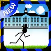 Stickman University Escape 아이콘