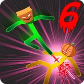 Halloween Stickman Guy icon