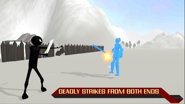 Stickman 3d RPG poster