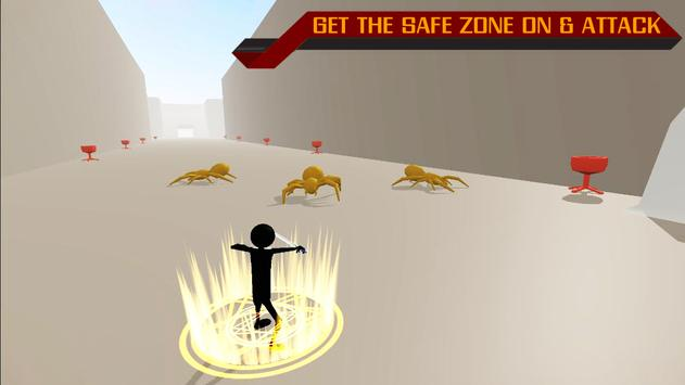 Stickman 3d RPG apk screenshot