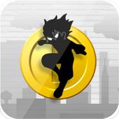 Rush Stickman Adventure icon