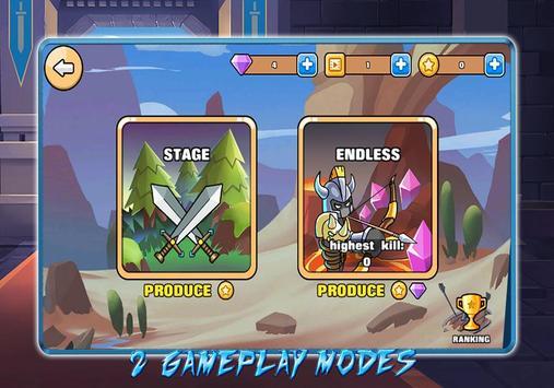 Stickman Archer – League of Warriors: Archery RPG screenshot 3