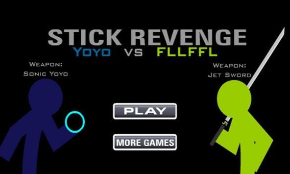 Stick Revenge - Fighting Game poster