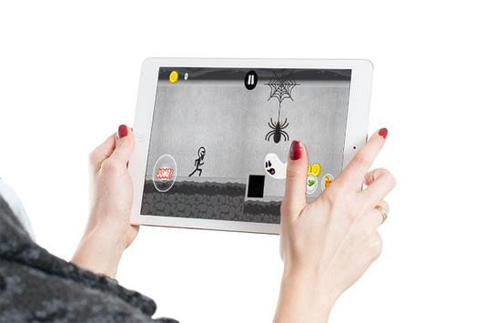 stickman escape - zombie game apk screenshot