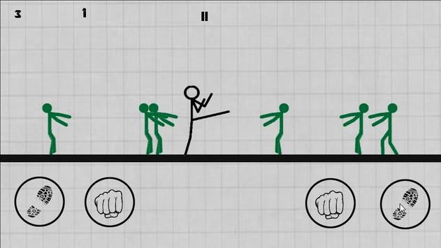 Stickman Fighter poster