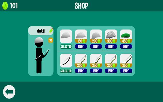 Stickman Archer 4 Fight Archer 4 screenshot 2