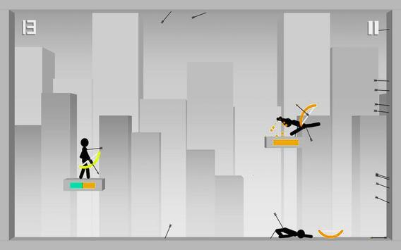 Stickman Archer 4 Fight Archer 4 screenshot 3