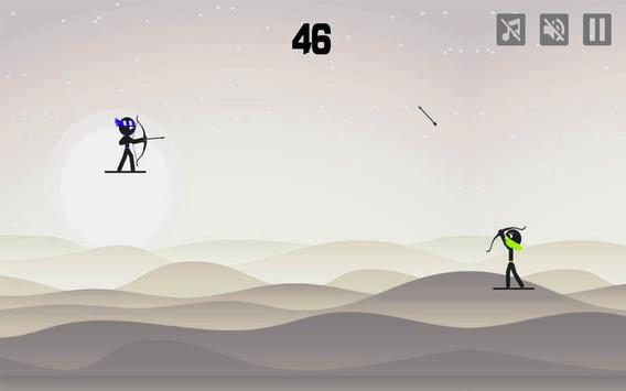 Stickman Archer 4 Fight Archer 4 screenshot 4