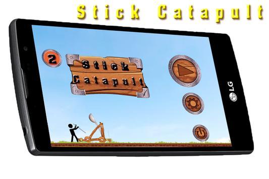 Sticks Catapult screenshot 1