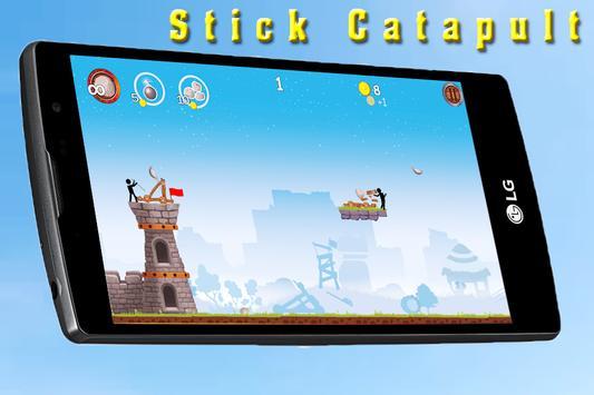 Sticks Catapult screenshot 2