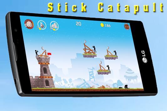 Sticks Catapult screenshot 3