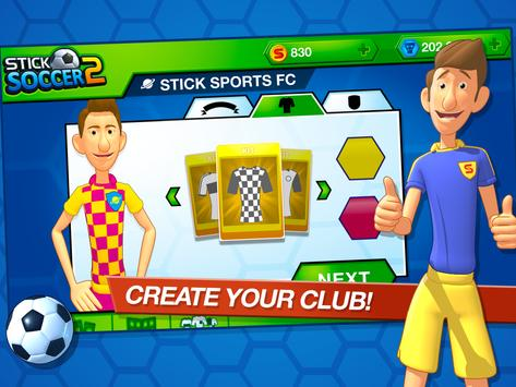 Stick Soccer 2 screenshot 10