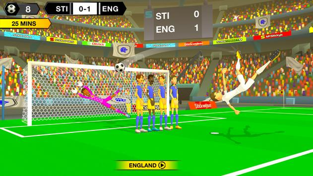 Stick Soccer 2 screenshot 5