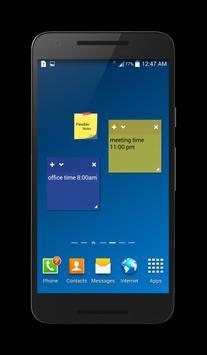 Flexible Stickies apk screenshot