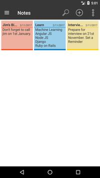 Sticky Notes - Note, Checklist and Diary + Widgets poster