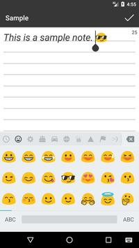 Sticky Notes - Note, Checklist and Diary + Widgets apk screenshot