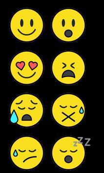 Free Emoticons screenshot 1