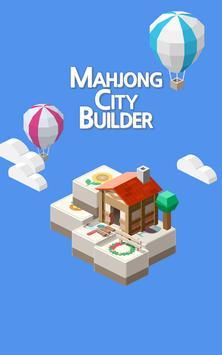 Mahjong City Builder poster