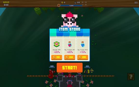 Piggy Royale : Wolf Wars apk screenshot