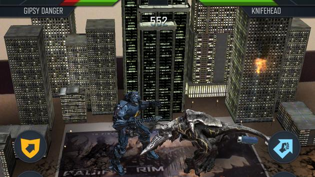 PACIFIC RIM: KAIJU BATTLE screenshot 2