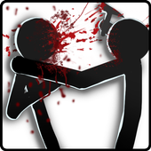 Stickman Game-Crazy Laboratory icon