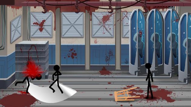 Stickman Game-Crazy Laboratory apk screenshot