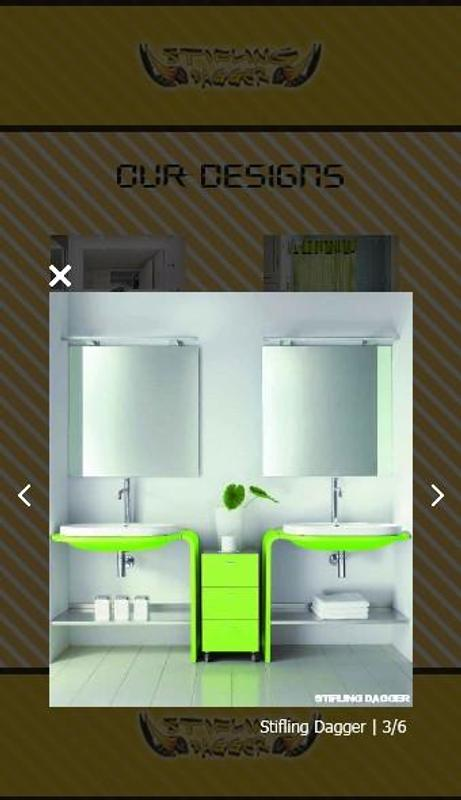 Rustic Bathroom Flooring Ideas Apk Screenshot