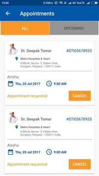 Trinity Dental Gurgaon apk screenshot