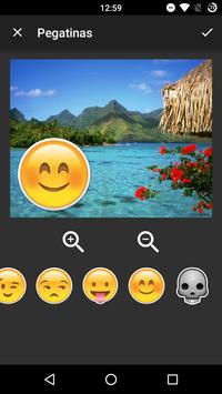Stickers for pictures screenshot 3