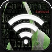 Hacker Wifi Pro - simulated icon