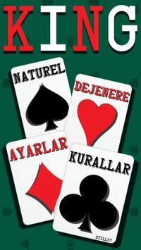 King Kart Oyunu poster
