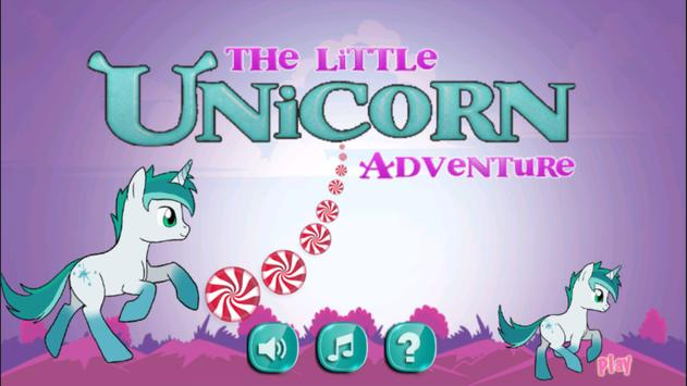 The Little Unicorn Adventure apk screenshot