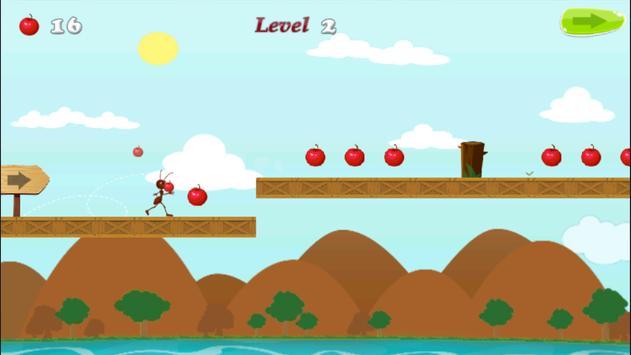 Super Ant Jumping apk screenshot
