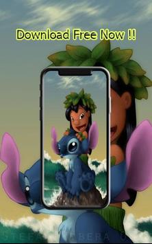 wallpapers lilo and stitch 4K screenshot 4