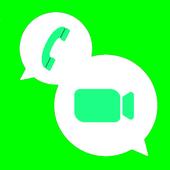 video calling wathsapp Prank icon